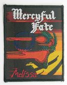 Mercyful Fate - 'Melissa' Woven Patch
